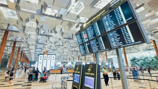 Aeropuerto de Dubai