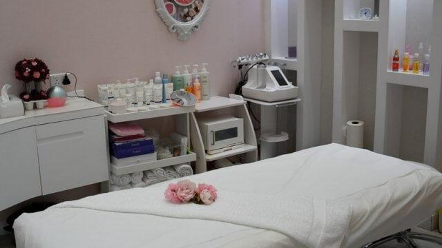 Centro de masajes